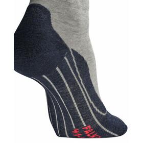 Falke RU4 Chaussettes courtes de running Homme, light grey